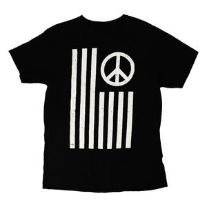 American Flag w/ Peace Sign
